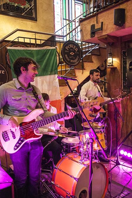 Entertainment at The Old School House, Swords, Co. Dublin
